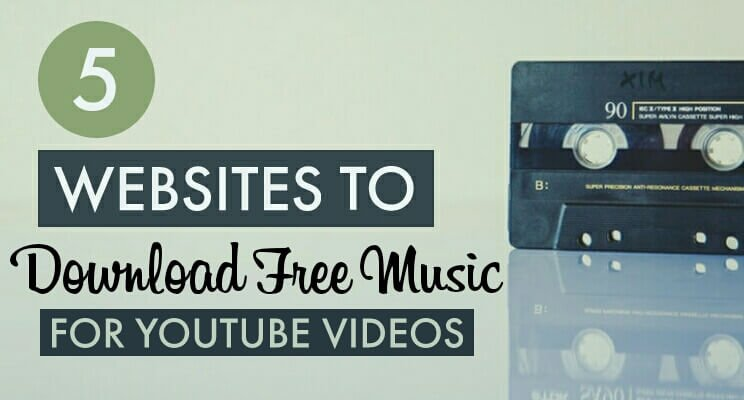 Free YouTube Music Blog Post cover