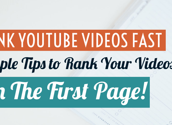 Rank YouTube videos fast post cover