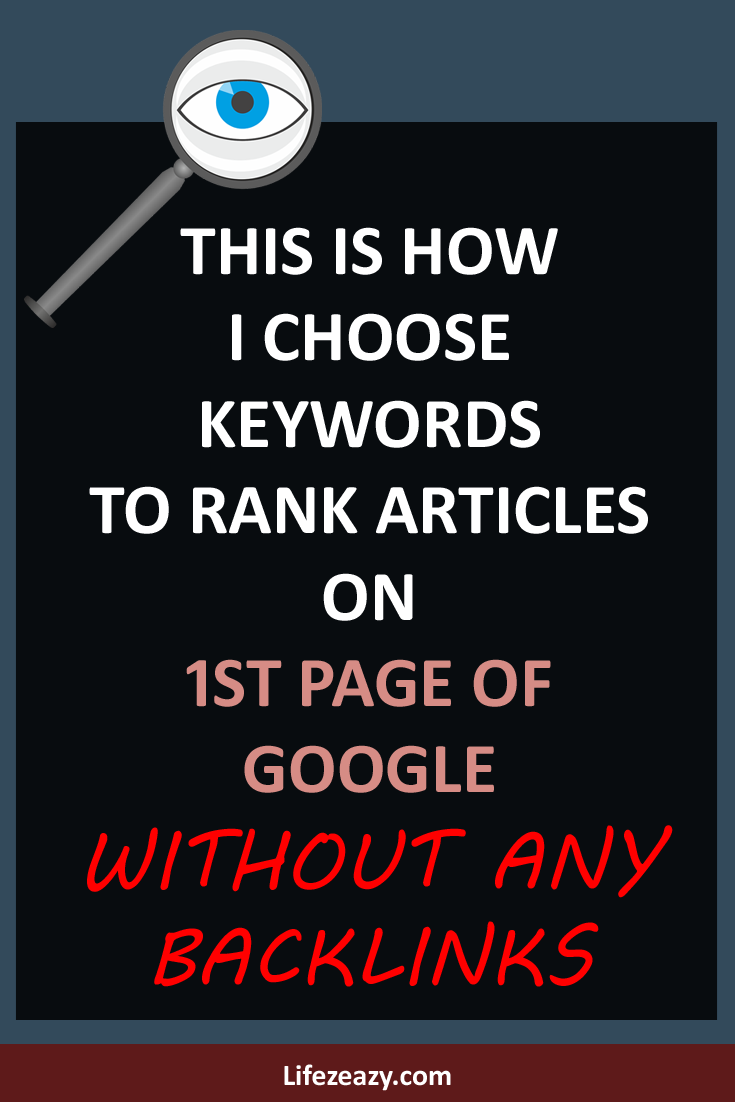 Analyze Keyword Competition using Keyword competition checker