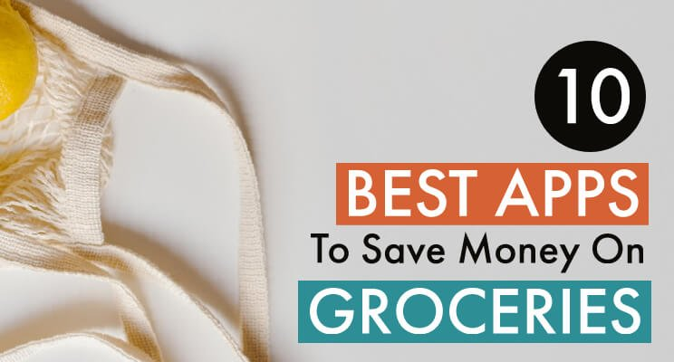 Best Apps to save money on Groceries cover