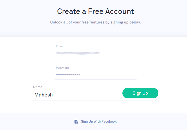 create a free grammarly account