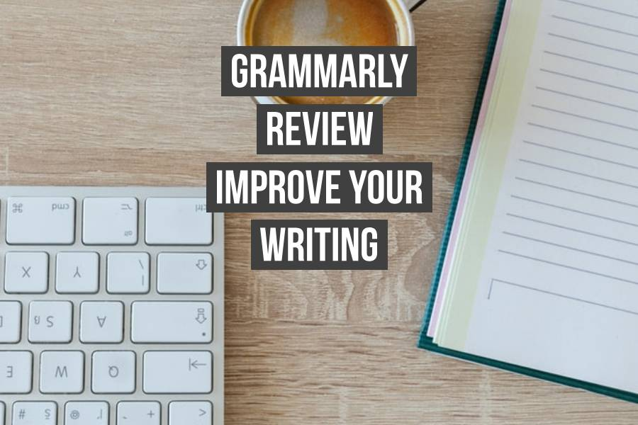 Grammarly Review Cover
