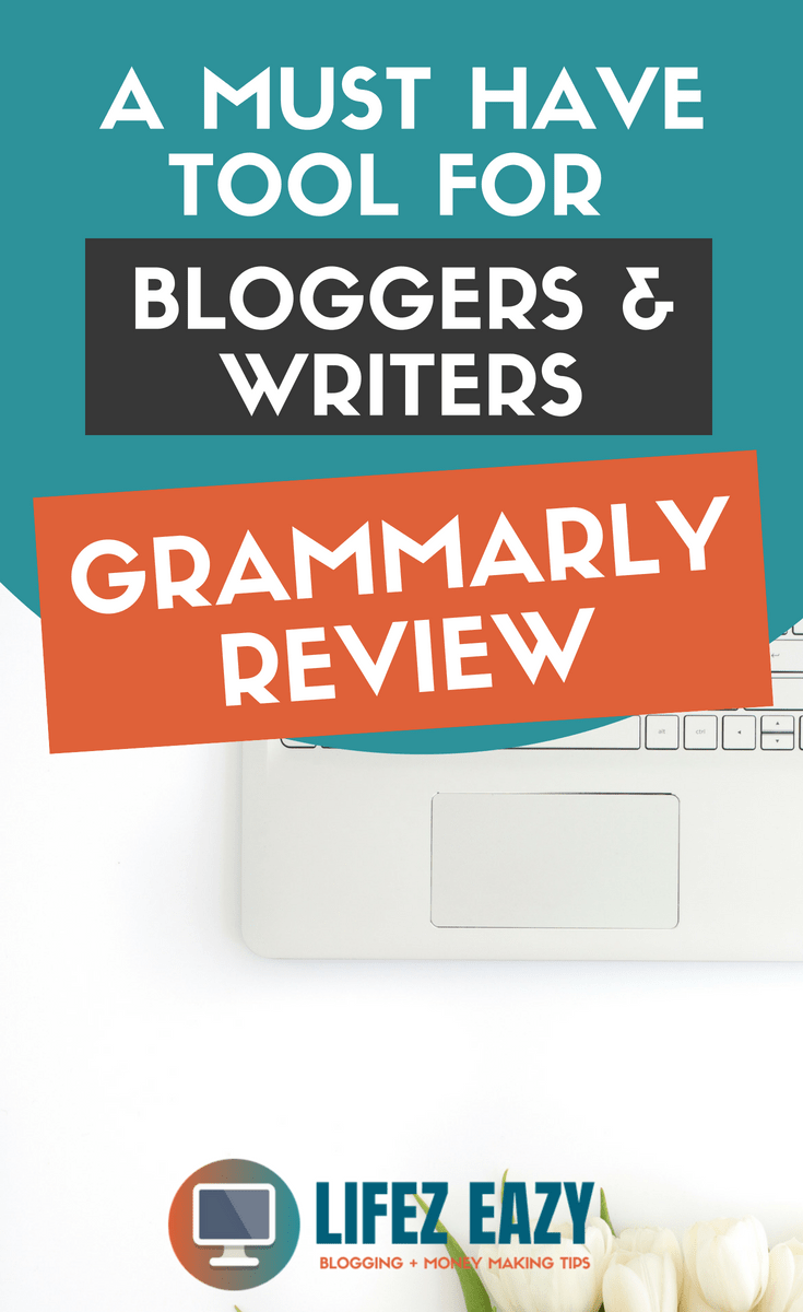 Grammarly Review 2019 Pinterest pin
