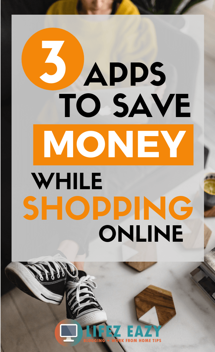 Save money while shopping online - Check out 3 apps that can help you to save money while shopping online. Whenever you are planning to buy anything online, make sure to check out the discounts using these apps. #savemoney #savemoneyshoppingonline