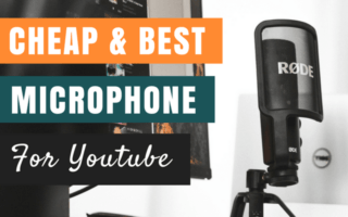Best microphones for Youtube cover picture