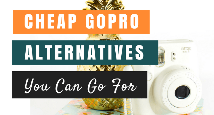 Cheap gopro alternatives cover picture