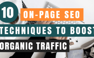On-page-SEO-techniques