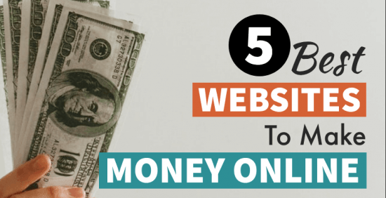 Best websites to make money online for free