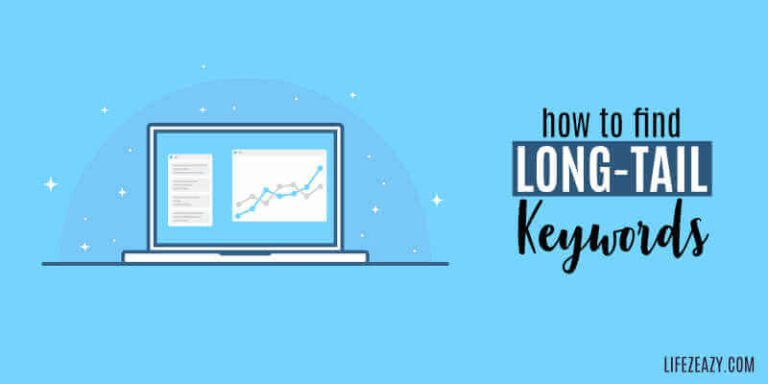 How To Find Long-Tail Keywords cover
