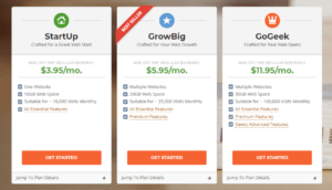 This is Siteground shared hosting plan