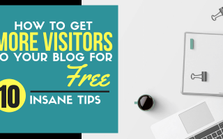 Get More Visitors To Your Blog cover