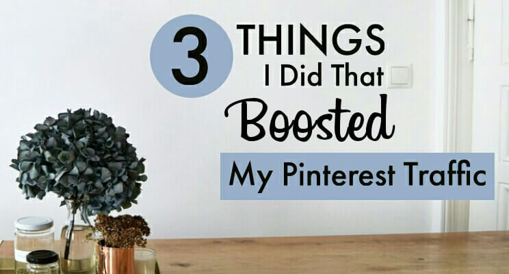 Boost Pinterest traffic cover