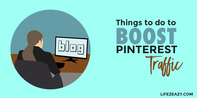 Tips to boost Pinterest traffic