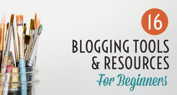 Blogging Tools Resources Cover