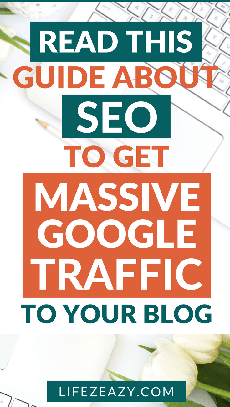 Great SEO tips to drive massive Google traffic to your blog. This is a step-by-step guide that you only need to drive lots of organic traffic to your blog. You get to learn lots of SEO tips that must be implemented on your blog to see the maximum result. #SEOtips #blogging #bloggingtips