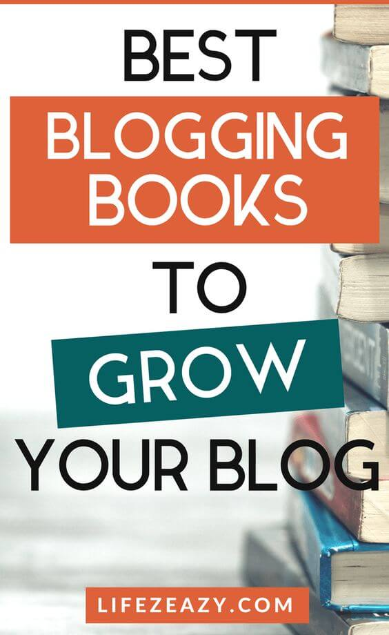 If you are looking for blogging books that can help you to grow your blog, then check out these best blogging books that can teach you how to make money from your blog using some special strategies. Also, these books can help you to skyrocket your blog traffic as well #bloggingbooks #blogging