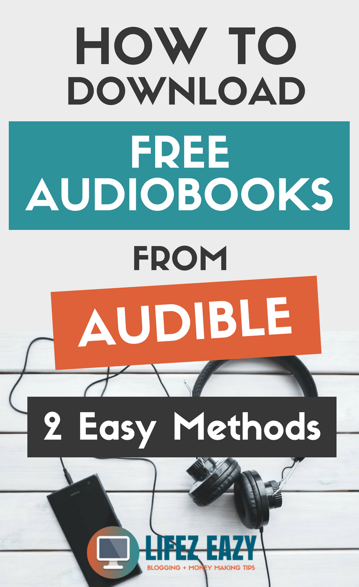 Check out 2 simple methods that you can use to access Audible books for free without even paying a single penny #audiobooks #audible #audiblebooksfree