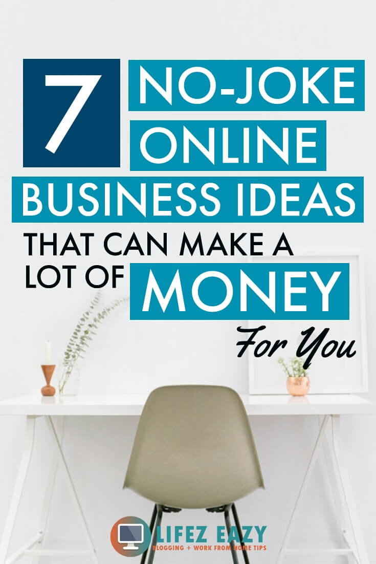 Home business ideas Pinterest pin