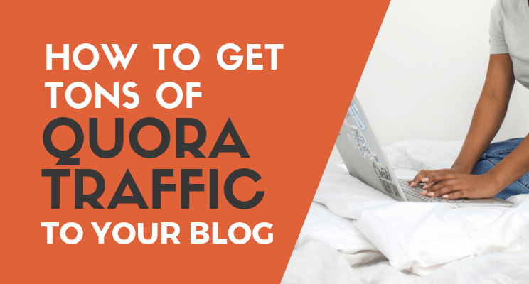 Drive Quora Traffic blog post cover