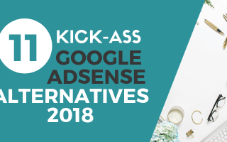 Goog;e adsense alternative blog post cover