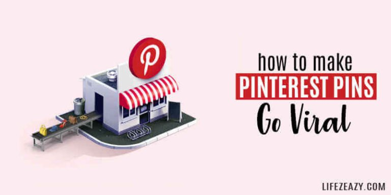 How to make Pinterest pin go viral
