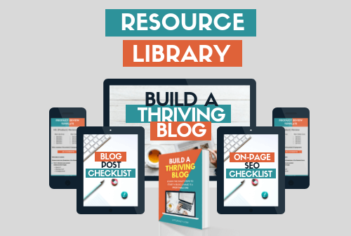 Resource Library cover