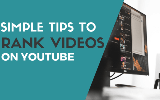 Rank Youtube videos blog post cover