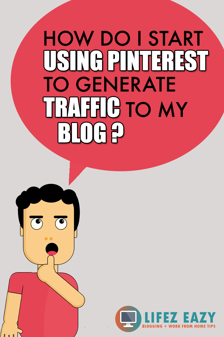Drive traffic from Pinterest Pin