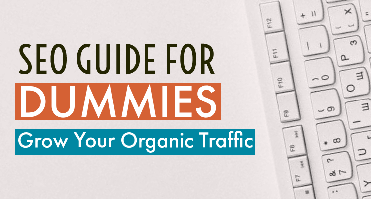 SEO For Dummies 2018: Drive Google Traffic To Your Blog
