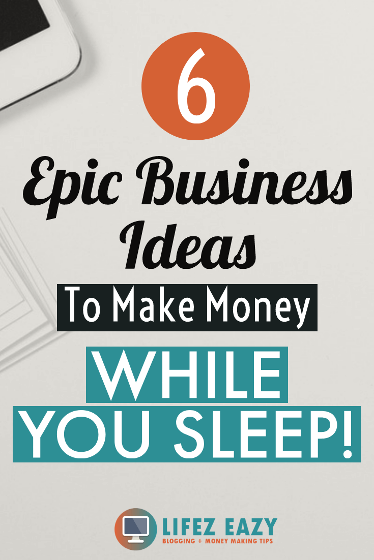 Epic Online Business Ideas Pinterest pin