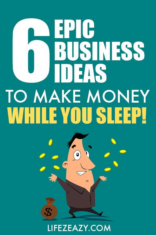 Part time business ideas Pinterest pin