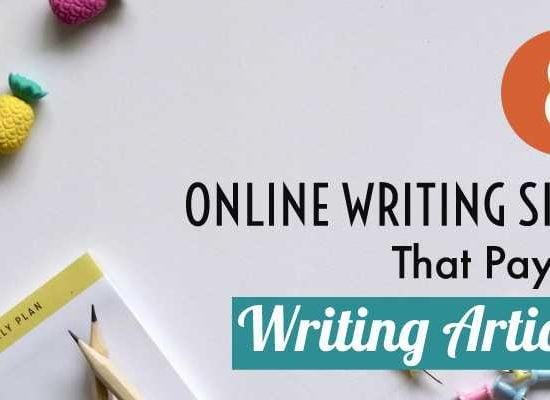Online Writing Sites That Pay