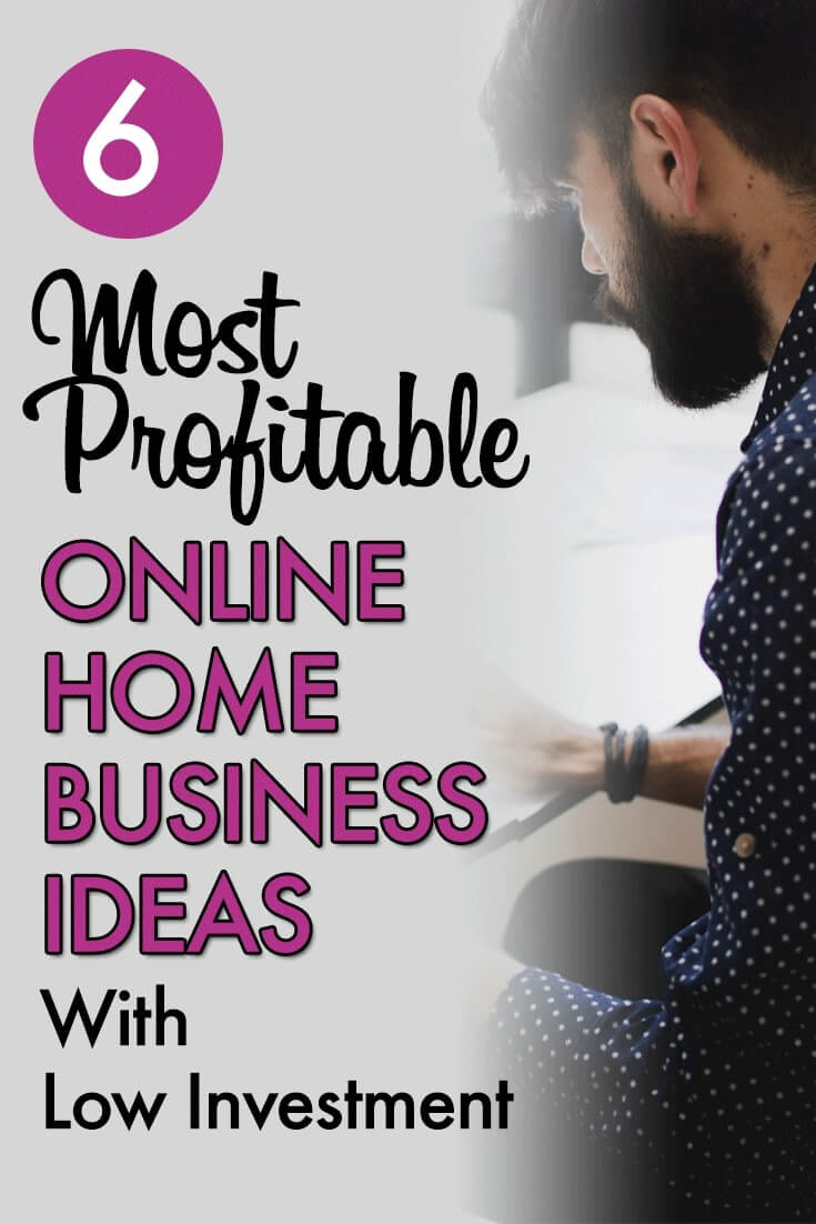 Online home business ideas