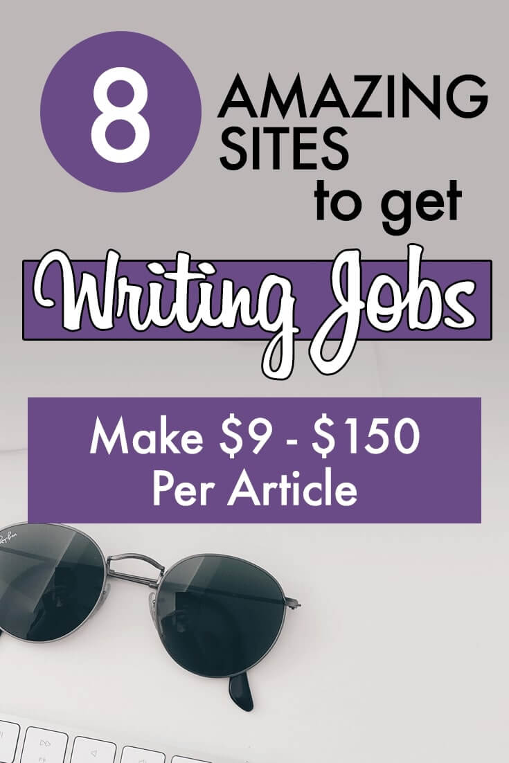 Writing jobs for beginners