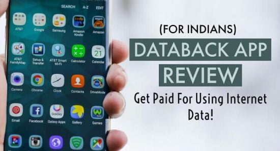 Databack app review cover