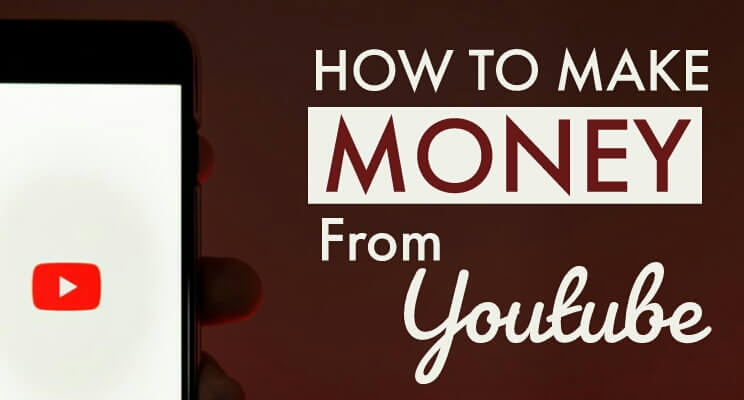 Make money from YouTube cover