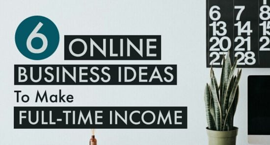 Part time business ideas post cover