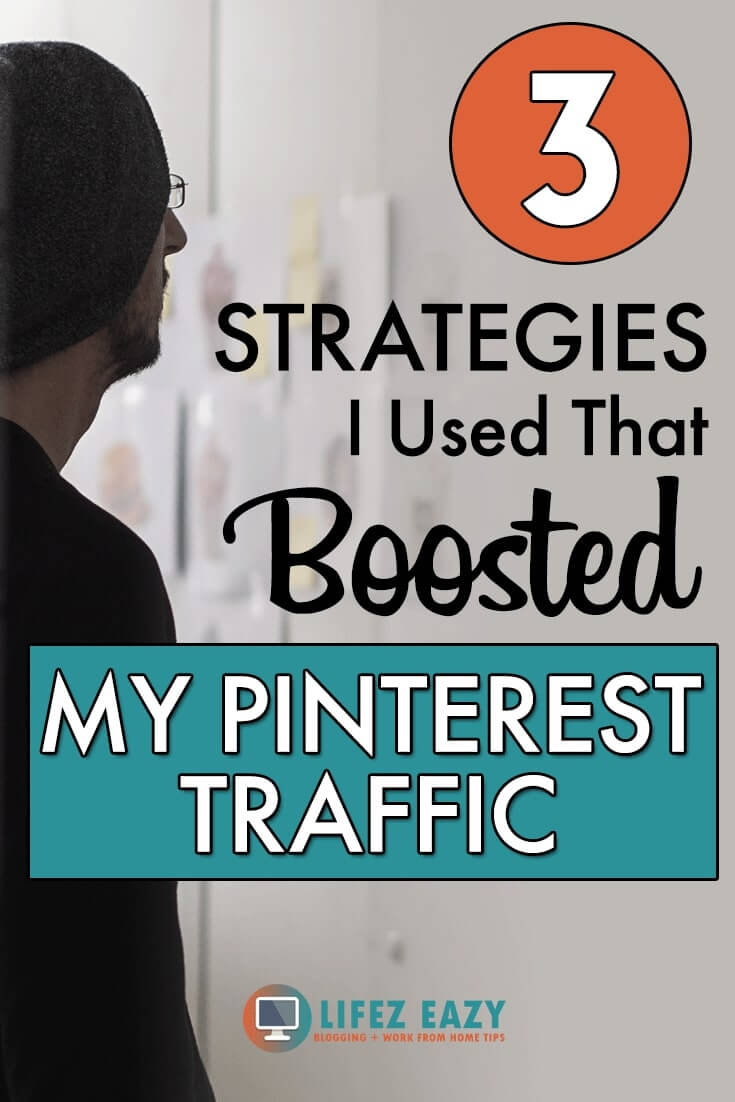 Boost Pinterest Traffic pin