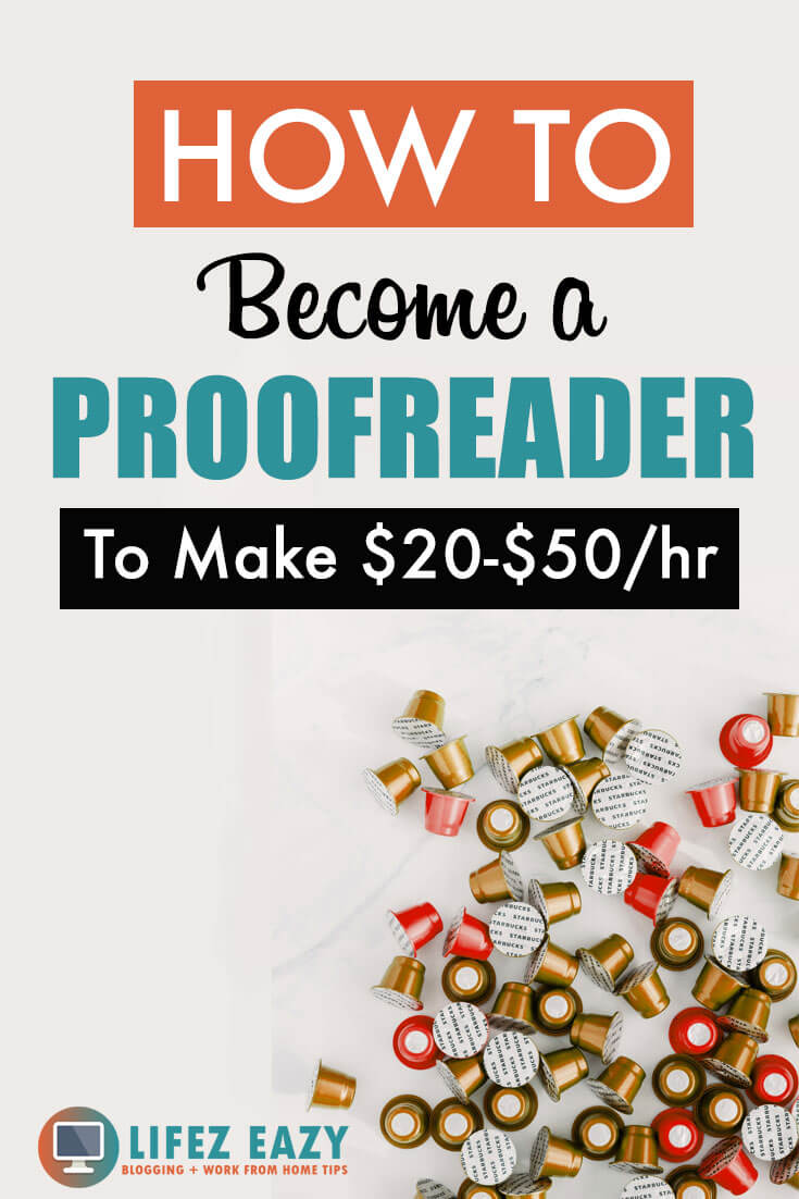 Pinterestpin about Proofreading