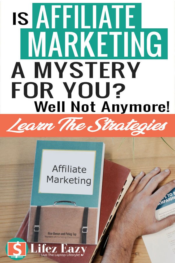 Affiliate Marketing for dummies  Pin