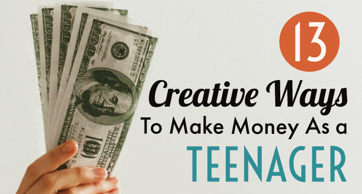 Creative ways to make money post cover