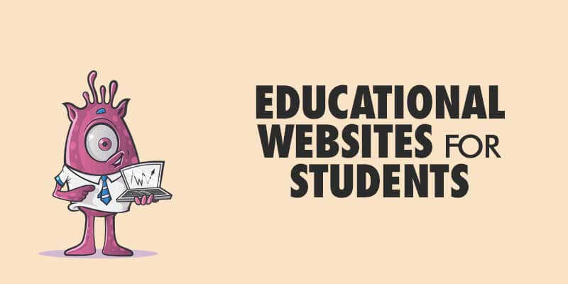 Educational Websites for college students