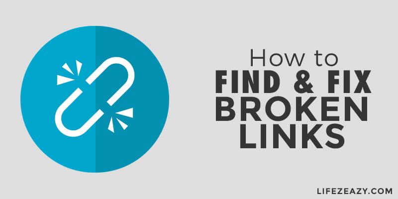 How to Find And Fix Broken Links in Wordpress Without Plugin