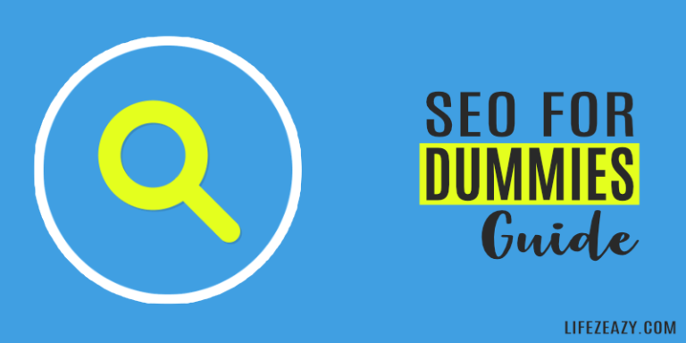 SEO for Dummies Guide