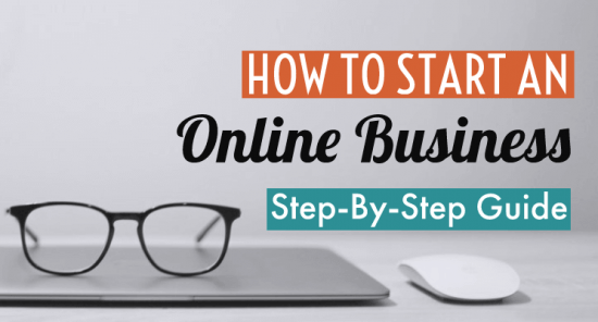 Start an Online Business Cover