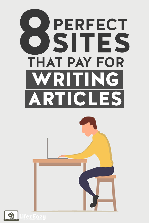 Online Writing Sites That Pay For Writing Articles Pin