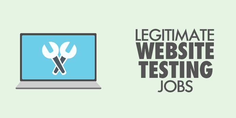 Online Website Testing Jobs From Home