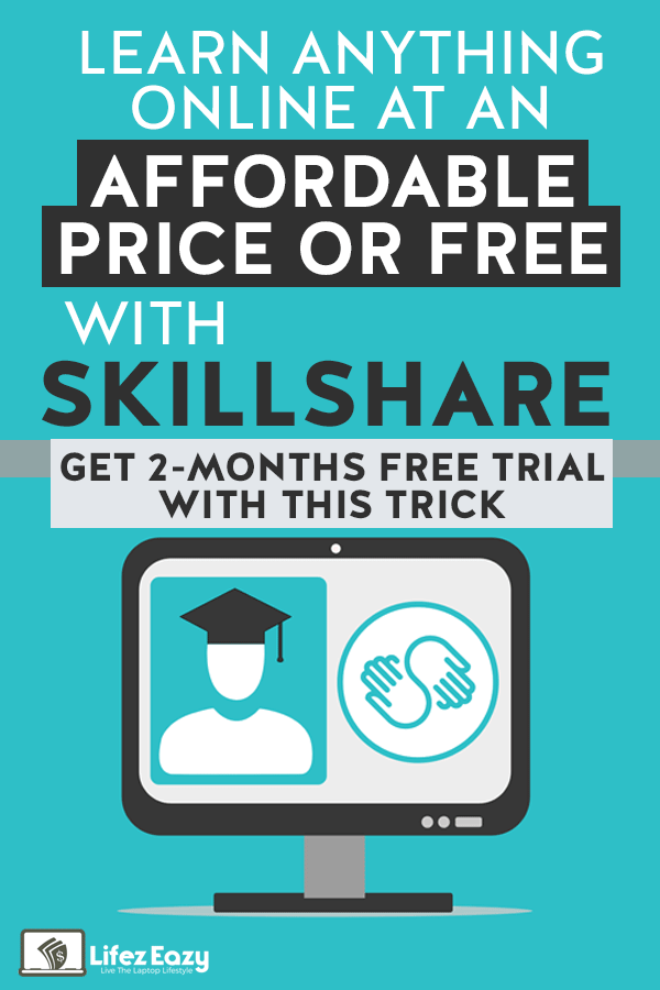 Skillshare Review Pinterest Pin
