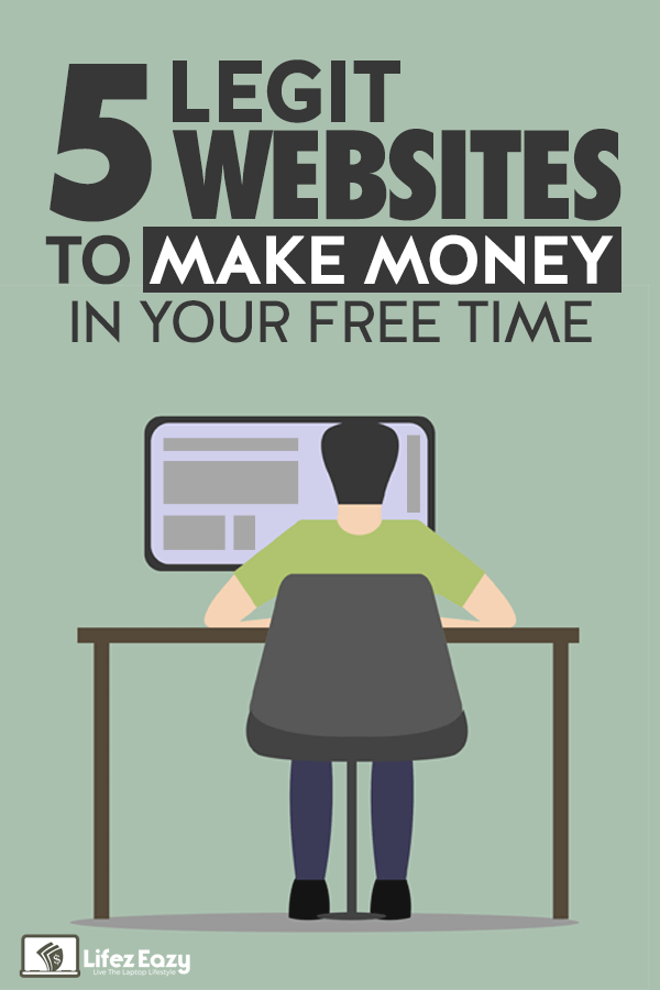 Best websites to make money online Pin