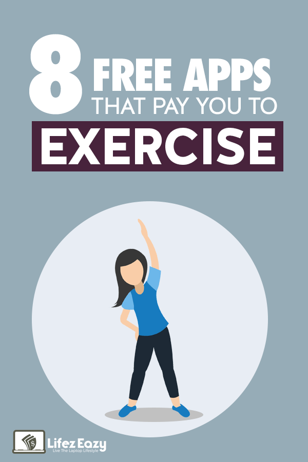 Apps that pay you to exercise pin